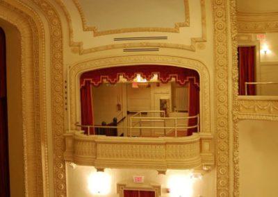 The restored Mineral Point Opera House, Mineral Point, WI - Photo: Philip Mrozinski