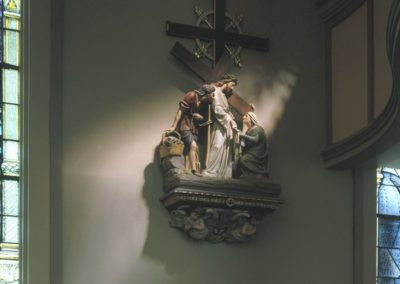Station of the Cross at St. Peter's Church, Montgomery, AL