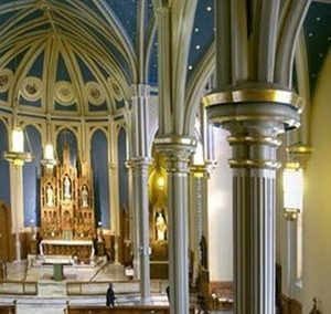 St. James Catholic Church – Interior Restoration
