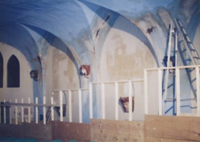 Conditions before the restoration