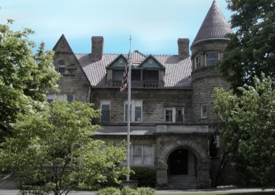 Bass Mansion – University of Saint Francis