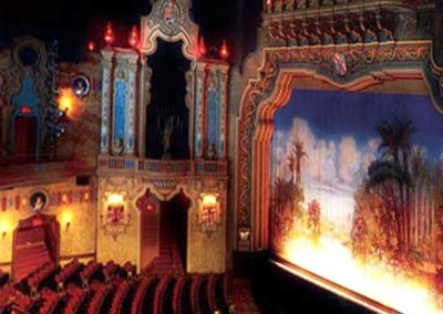 Restoration of the Palace Theatre in Canton, Ohio