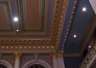 Restoration of the Iowa State Capitol, Des Moines, IA