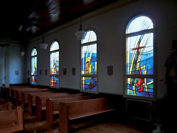 Carmelite Monastery of New Orleans - Conrad Schmitt Studios