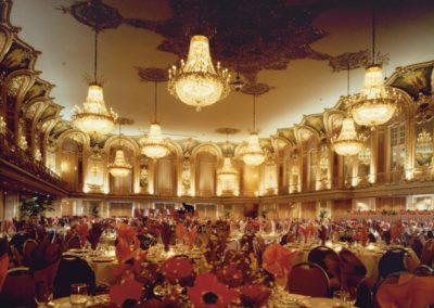 The Grand Ballroom at the Chicago Hilton, Chicago, IL