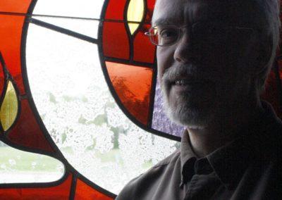 Designer and architect, Dale Olsen