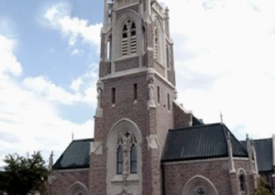 Exterior of the Cathedral of St. Francis de Sales, Houma, LA