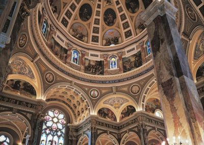 Basilica of St. Josaphat – Interior Restoration