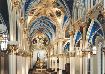 Basilica of the Sacred Heart, University of Notre Dame