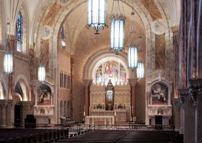 The Basilica of Holy Hill, National Shrine of Mary, Help of Christians - Photo: Korom.com