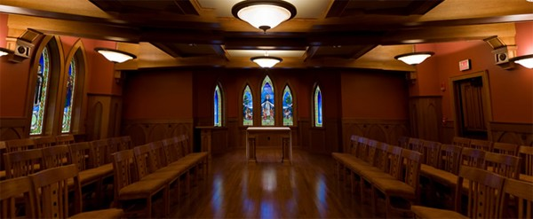 Geddes Hall Chapel, University of Notre Dame