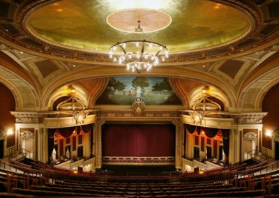 Restoration of the France-Merrick Performing Arts Center, The Hippodrome Theatre