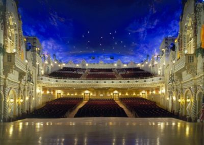 Restoration of the Paramount Theatre, Anderson, IN