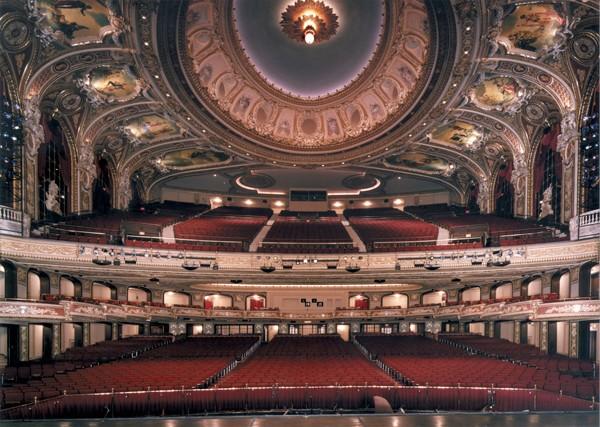 Citi Performing Arts Center The Wang Theatre Conrad Schmitt Studios