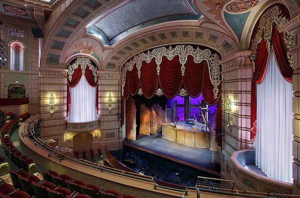 Paramount Theatre – Cedar Rapids, Iowa