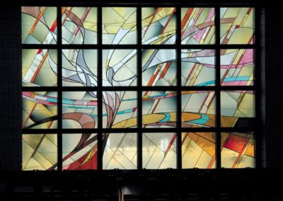 St. Elizabeth Ann Seton Catholic Church – Art Glass