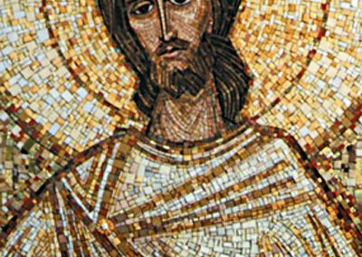 Detail of Christ's face - Photo: Photo Concepts