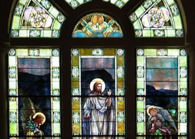 West Window – The Resurrection
