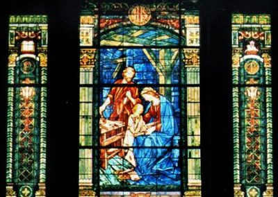 South Window – Honor thy Father and Mother