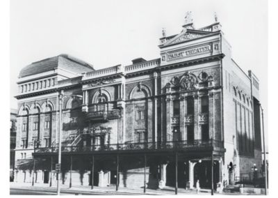 Historic Photo - The Renaissance Revival theater was built by Captain Frederick Pabst, founder of the Pabst brewery.