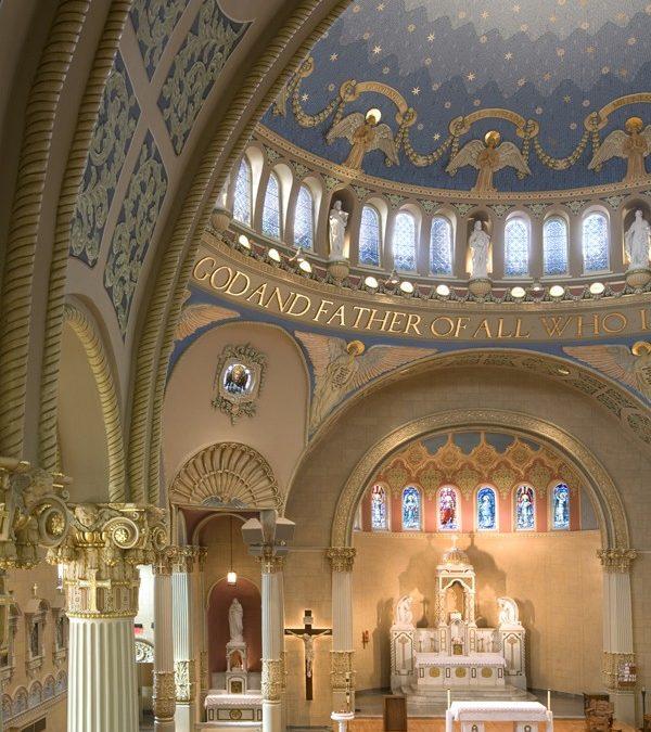 St. James Catholic Church – Restoration