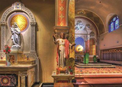 Discalced Carmelite Monastery