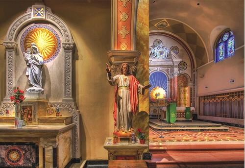 Discalced Carmelite Monastery - Conrad Schmitt Studios