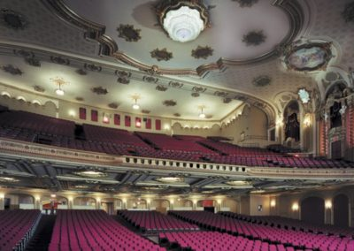 The restored Palace Theatre - Photo: by Chun Y. Lai, Courtesy of Einhorn Yaffee Prescott