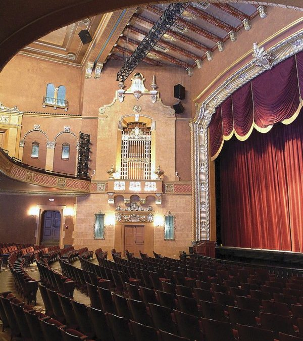 Jefferson Theatre – Beaumont Civic Center Complex