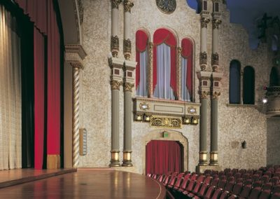 Restored Sheboygan Theatre, Sheboygan, WI - Photo: Rick Breuer