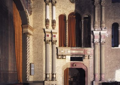 Decorative sample Sheboygan Theatre, Sheboygan, WI - Photo: Rick Breuer