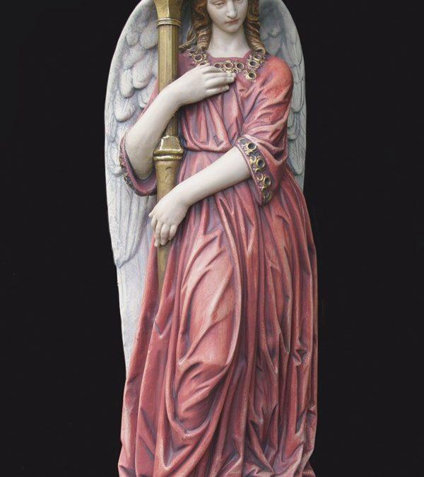 St. Michael the Archangel Catholic Church – Statue Restoration