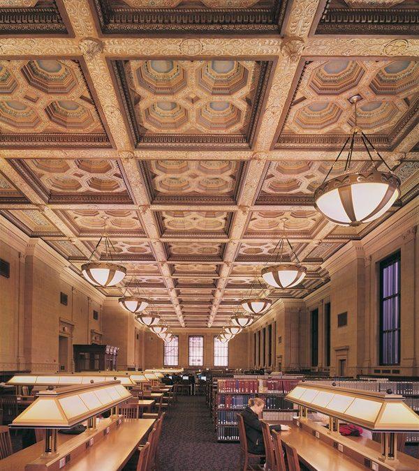 Walter Library, University of Minnesota