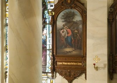 Station of the Cross - Photo: Moberly Photography