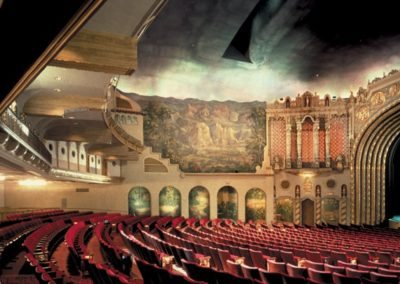 Restoration of the Orpheum Theatre in Phoenix, AZ
