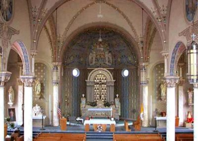 St. Joseph Catholic Church – Damar, Kansas