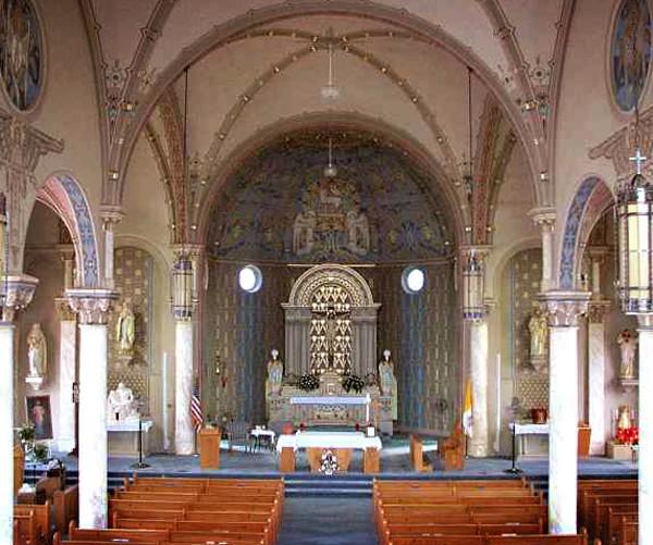 St. Joseph Catholic Church – Damar, Kansas