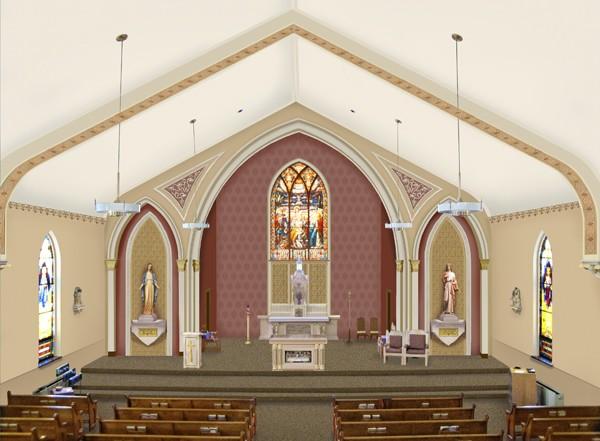St Bartholomew Catholic Church