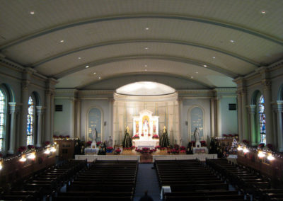 St.Peters Omaha Before