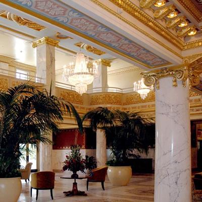 Ornamental Plaster & Scagliola
