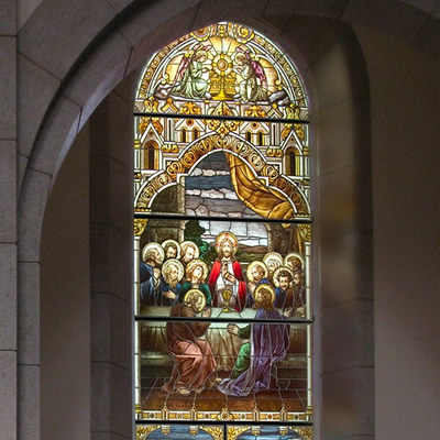 Stained Glass & Architectural Art Glass