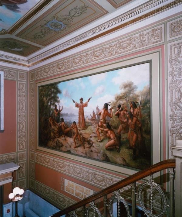 mural restoration service