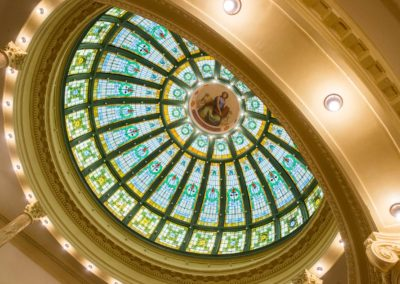 Normal Hall Dome- Indiana State University