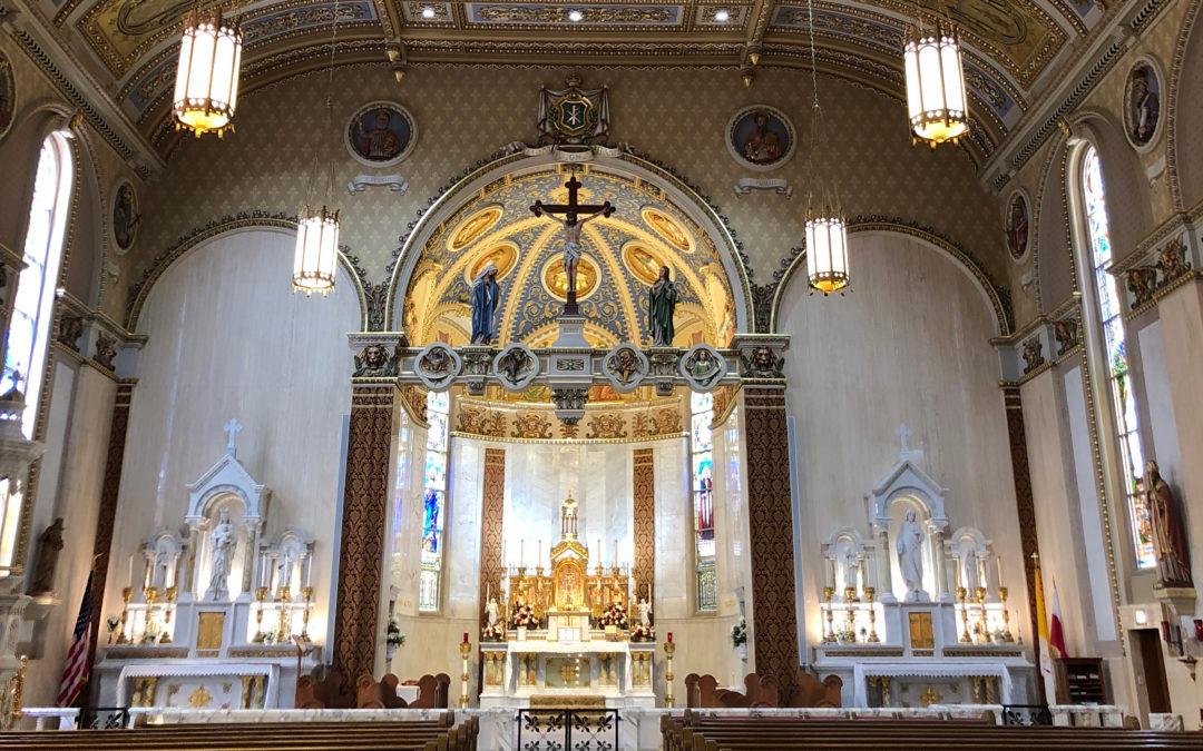 St. Stanislaus Catholic Parish & Oratory