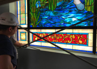 art restoration services